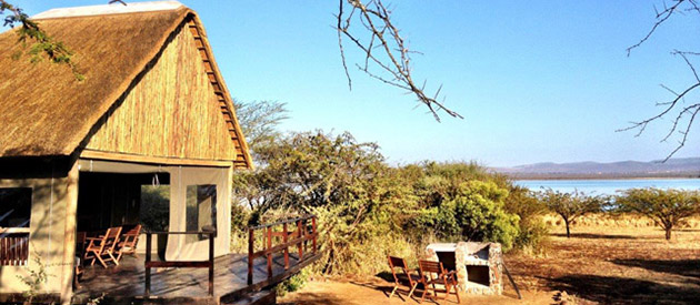 Royal Jozini - Brown's Tented Camp